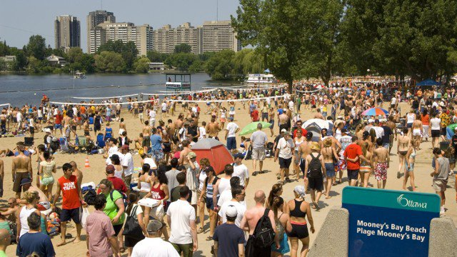 HOPE Volleyball- photo cred: ottawatourism.ca
